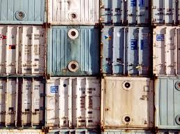 container exports trade