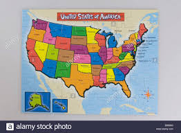 The Map Of The United States Of America by United State Of America Map Stock Photos U0026 United State Of America