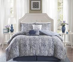 bedding set blue roses bedding price beautiful blue white