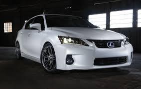 lexus ct hybrid performance higher performance more efficient lexus ct200h models coming f