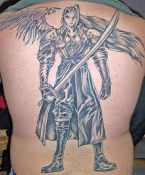 Tatto Full Body