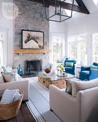 house tour neutral nautical lake house nautical style cottage