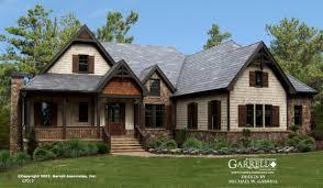 Ranch Style House Plans by Garrell Associates Inc Big Mountain Lodge House Plan 07012