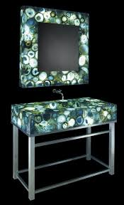 Luxury Bathroom Design With Mirrors Luxury combination vanity