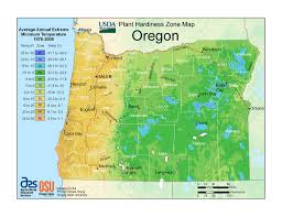 Newport Oregon Map by Oregon Prism Map This New Zone Hardiness Map For Plants Wa U2026 Flickr