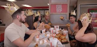 chevy black friday commercial actors so the cast of jersey shore reunited for a burger king commercial