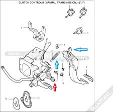 clutch hard to press transmission drivetrain mondeo mk3