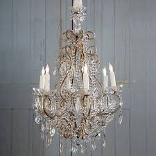 White Shabby Chic Chandelier by 17 Best Images About Light Up The Night On Pinterest Chandelier