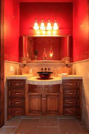 red bathroom ideas zamp co