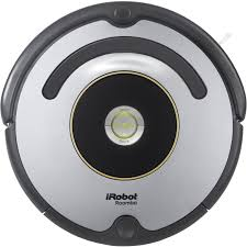 Cleaning Robot by Irobot Roomba615 Vacuum Cleaning Robot 3 6kg Grey Black Vacuum