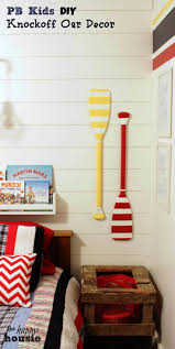 Pirate Decor For Home 25 Best Oar Decor Ideas On Pinterest Nautical Nursery Nautical