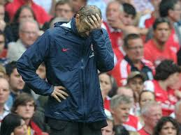 Wenger's trouble