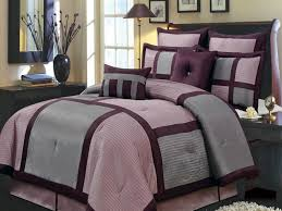 Purple Bed Sets by Bedroom Sets Luxury Piece Morgan Purple Bedding Set And