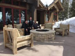Outdoor Seating by Outdoor Seating Hearthwoods