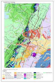 Texas Map Austin by Geologic Map Of Austin