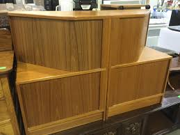 Danish Secretary Desk by Poul Hundevad From Furniture Stores In Washington Dc Baltimore