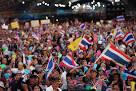 UNห่วงการเมืองไทยวอนแก้ปัญหาอย่างสันติ - โพสต์ทูเดย์ ข่าวรอบโลก