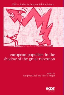 Image result for european populism in the shadow of the great recession