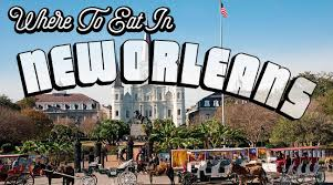 New Orleans Downtown Map by New Orleans Restaurant Recommendations Where To Eat Drink Si Com