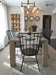 Top  Best Dining Tables Ideas On Pinterest Dining Room Table - Farmhouse kitchen tables