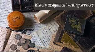 Why students require help in writing History Assignments