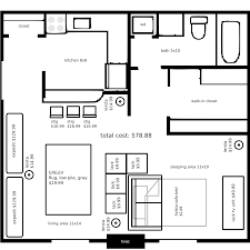 ikea small space floor plans 380 sq ft garage conversion ideas