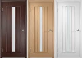 methods of decorative finishing of interior doors