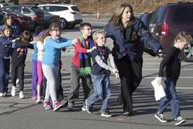 The School Shooting in Newtown