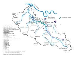 State Of Tennessee Map by Harpeth River Blueway Harpeth Conservancy
