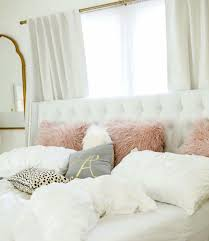 Grey And White Bedroom Decorating Ideas White Light Grey Mauve Gold And Animal Print Bedroom Decor