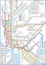 Subway Nyc Map by Beauty Vs Usability Exploring Information Design Through Subway