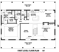 House Plans 2 Story by Farmhouse Style House Plan 4 Beds 3 00 Baths 2556 Sqft 2 Story