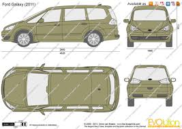 ford galaxy dimensions 2011 google search cars pinterest