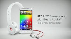 ��� Htc sensation xl beats audio