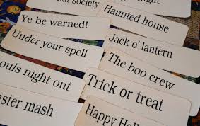halloween sayings for signs free here