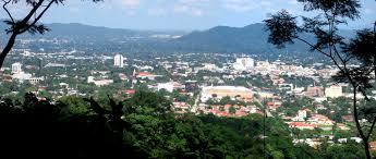 Contaminacion en San Pedro Sula