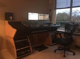 Custom Studio Desks by Control 24 And Procontrol With Pro Tools 11 Page 200 Avid Pro