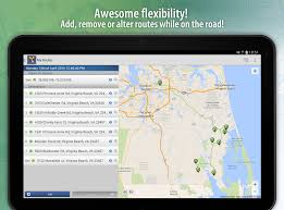 Mapping A Route by Route4me Route Planner Android Apps On Google Play