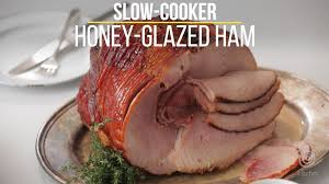 how to prepare a ham for thanksgiving how to make honey glazed ham in the slow cooker kitchn