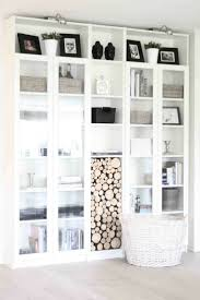 White Bookcase With Drawers by Best 25 Bookcase With Glass Doors Ideas On Pinterest Dining