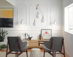 creative hanging pendant lamp with low light for modern minimalist