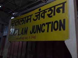 Ratlam Junction railway station