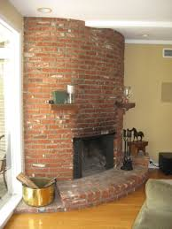 brick fireplace makeover youtube loversiq