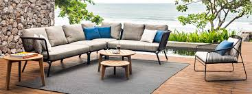 Outdoor Living Furniture by Oasiq