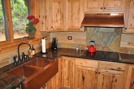 particleboard raised door arctic ribbon unfinished wood kitchen