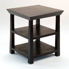 inspiring end tables for living room for home kirklands rustic living room end table square brown wooden laminate end table with 3 tiers square wooden