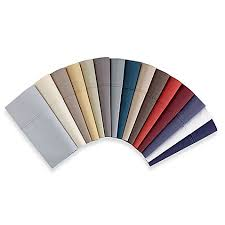 Best Deep Pocket Sheets Wamsutta 620 Cotton Deep Pocket Sheet Set Bed Bath U0026 Beyond