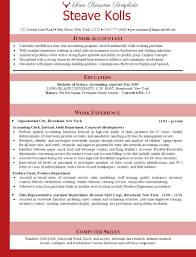 Sample Staff Accountant Resume by Resume Example Accounting Sample Resume Accounting Clerk
