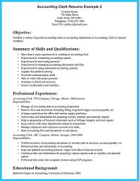 Chief Accountant Resume Sample Sample For Writing An Accounting Resume