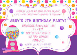 Invitation Card Store Invitation About Birthday Party Youtube